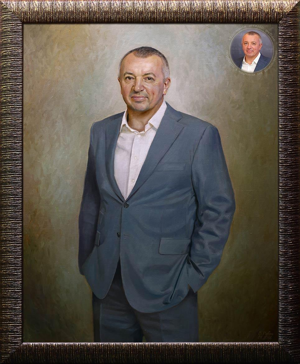 портрет на заказ: